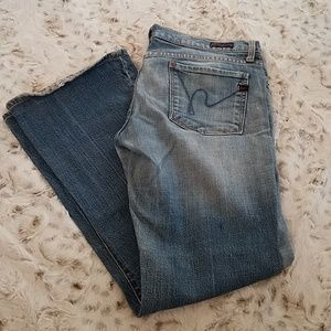 Citizens of Humanity jeans.  Size 30. Boot cut nm